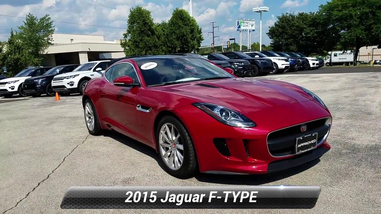 Jaguar Willow Grove >> Certified 2015 Jaguar F Type V6 Willow Grove Pa P5443