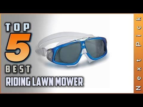 Top 5 Best Swimming Goggles Review in 2020