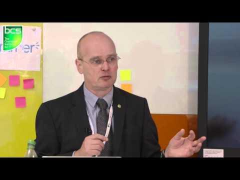 Ian Pearson presentation to Microsoft