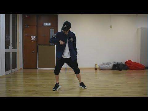 Stevie Hoang | I'll Be Fine | Mitch's Choreography