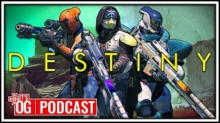 We Love Destiny 2 - It's Obvious Podcast Ep. 118