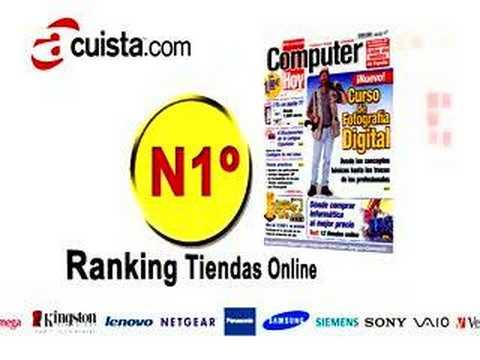 Spot tienda informatica Acuista.com, CanalMetro 2006