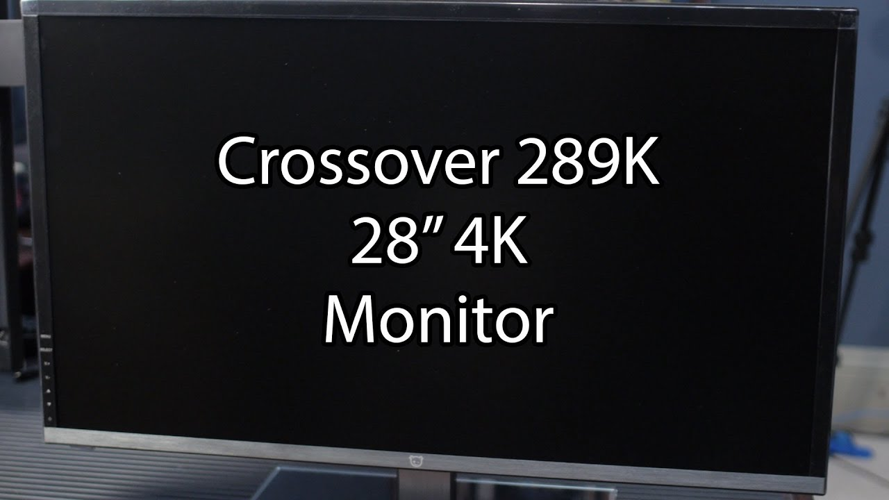 Pixel Perfect Crossover 1440p 144hz Monitor - Any Good