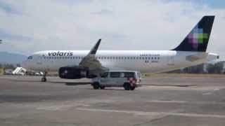 new volaris n519vl w sharklets mmgl gdl