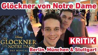 Der Glöckner von Notre Dame (Musical-Epos nach München jetzt in Stuttgart)
