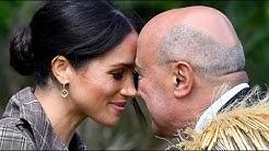 Herzoglicher Nasenkuss in Neuseeland