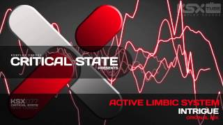 [KSX077] Active Limbic System - Intrigue (Original Mix)