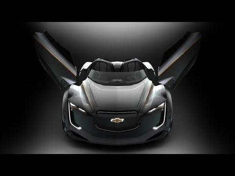 Chevrolet All Concept Cars 2017