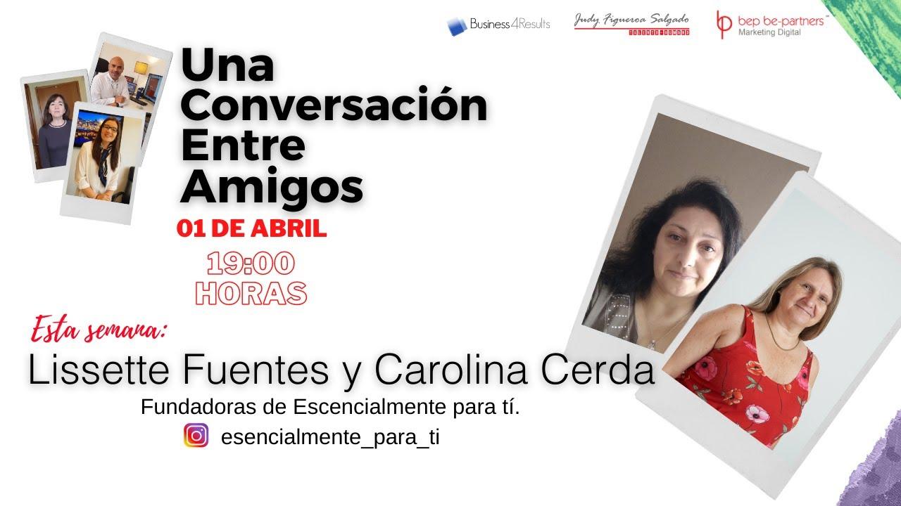 Carolina Cerda y Lissette Fuentes, nos cuentan su emprendimiento con honestidad y magia.