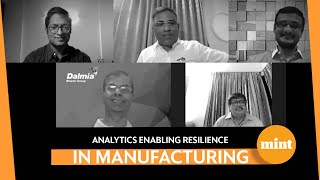 EP 1: Analytics enabling resilience in Manufacturing