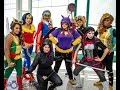 Masquerade WonderCon 2016: DC Superhero girls