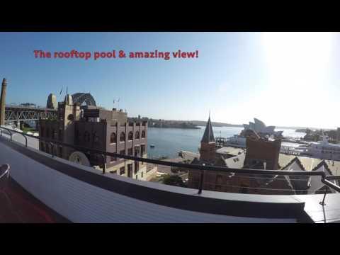 Holiday Inn Old Sydney & Rocks Historic Walking Tour