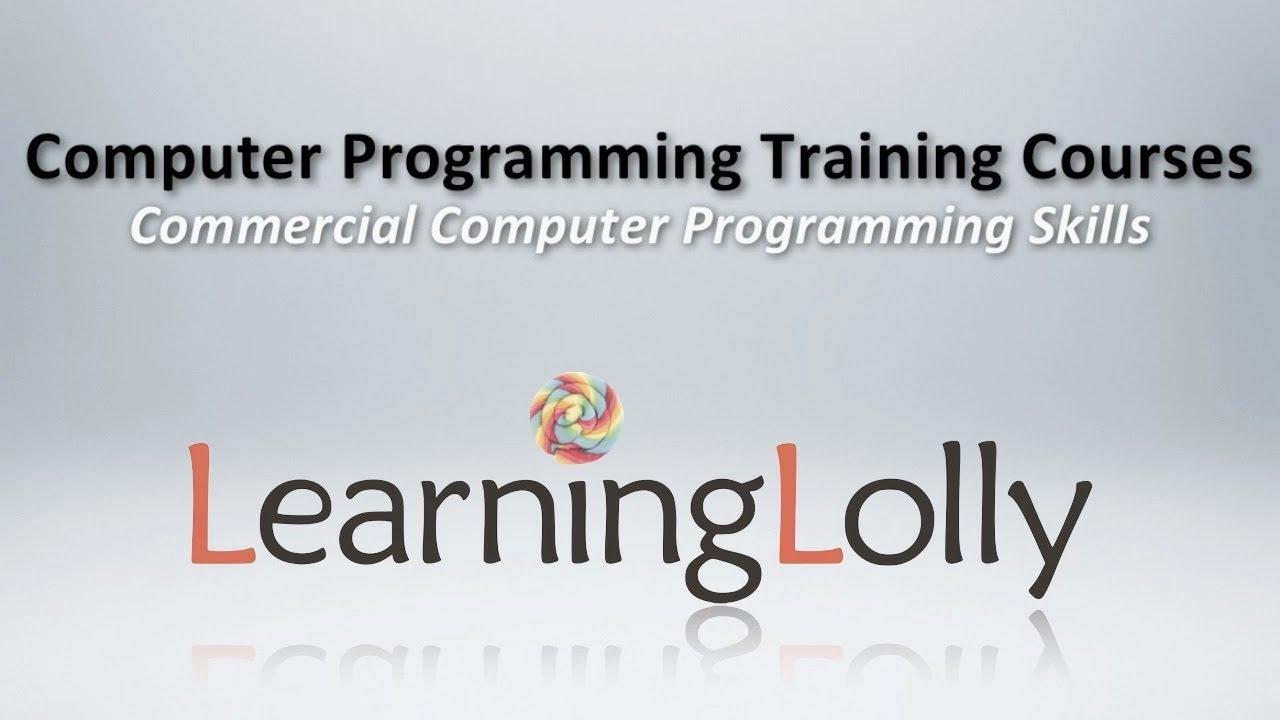 Computer Programming Training Courses