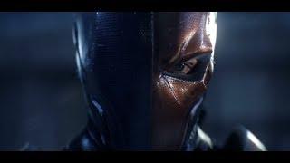 Gambar cover Batman Arkham Origins Deathstroke Challenge Map 100 to 1