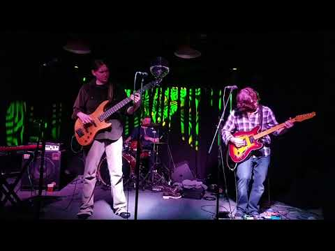 Our Friends Band ['Parallelagram'] March 9, 2018 at Funk'n Waffles-Rochester, NY