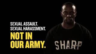 Army Sexual Harassment/Assault Response & Prevention (SHARP) Program Poem
