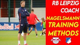 Julian nagelsmann exercises from rb leipzig & tsg hoffenheim coaching period.