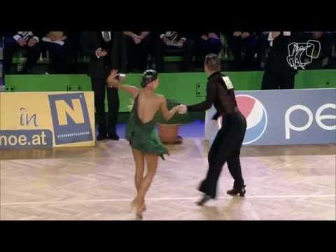 2014 Vienna World Open LAT | The Semi-Final and Final Reel | DanceSport Total