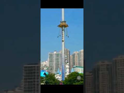 Gyro Drop Lotte World South Korea