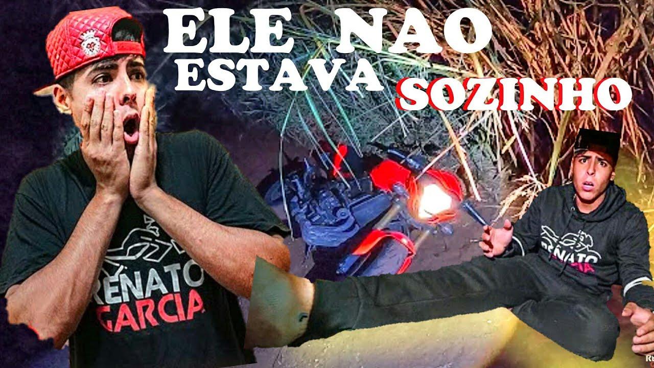 FAKE- RENATO GARCIA SOZINHO NA ESTRADA AMALDIÇOADA - DESCOBRI A VERDADE