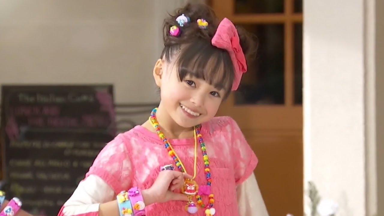ジュニアアイドル 顔 AKB48 ドラフト生 樋渡結依 子役時代のCM集 プリキュア フジッコ ロッテ ジュニアアイドル - YouTube