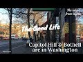 Capitol Hill & Bothell are in Washington