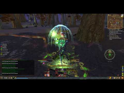 EverQuest2 ShadowKnight - Walking through some rotations   and dying!