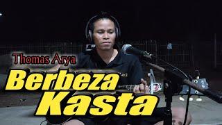 Berbeza Kasta - Thomas Arya - (vidio lirik) Cover Dadan Wijaya    Live Cover
