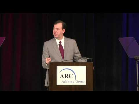Brig. General Gregory Touhill, Head of Cyber Security Programs at DHS Part 2 @ ARC Forum 2015