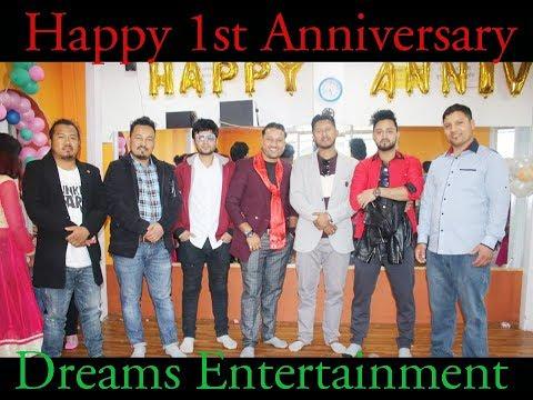 DREAMS ENTERTAINMENT anniversary special