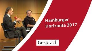 Hamburger Horizonte 2017 – »Zerfall von Ordnungen«: PANEL IV »Dystopien des Digitalen«