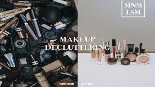 MNMLSM : Makeup Decluttering