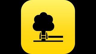 Measuring tree diameter bỳ MobileForester