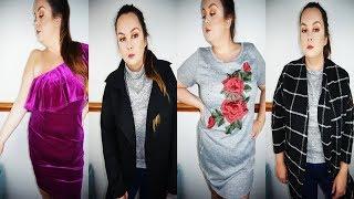XL-KA NA JESIEŃ: PLUS SIZE TRY ON HAUL FASHIONNOVA, SHEIN, FOREVER21+, NEWLOOK|GABRYSIAA