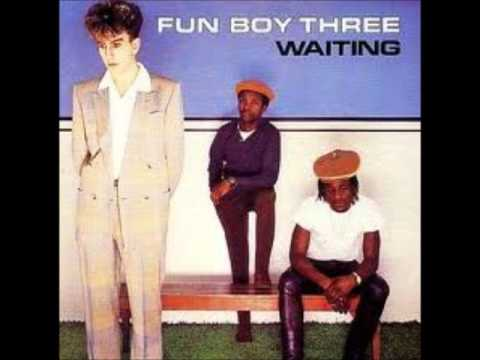 Fun Boy Three - we're having all the fun