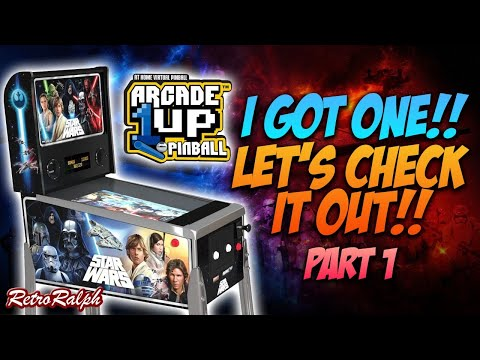 Star Wars Pinball Exclusive Reveal - Live Unboxing, Gameplay & Q&A from Retro Ralph