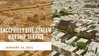SACCPhilly Live Stream Worship Service