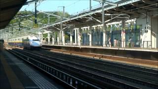 最近の白石蔵王駅