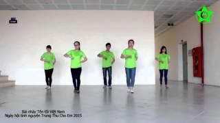 [Hướng dẫn] Tên tôi Việt Nam