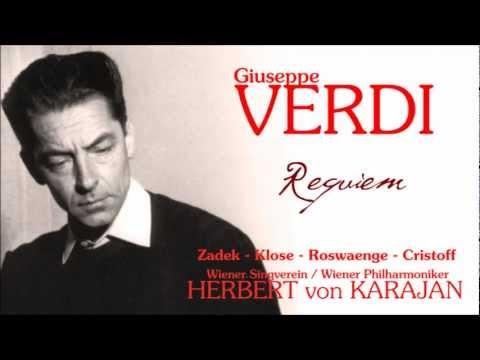 Verdi - Messa da Requiem - Karajan (complete, live 1949)