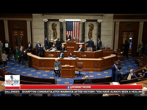 ? LIVE: Joint Session of Congress RESUMES Electoral College Count After Capitol Lockdown