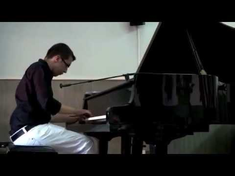 Billy Powell & Free Bird Piano Solo (Lynyrd Skynyrd cover) - Thomas Vitale