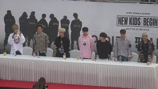 20170609 iKON (아이콘) 신촌 현대백화점 U-PLEX 스타광장 팬사인회 B.I, BOBBY, SONG, CHAN, JAY, JU-NE, DK