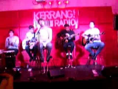 KIDS IN GLASS HOUSES- EASY TIGER- LIVE AND ACOUSTIC!