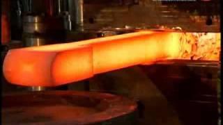 Pfinztaler Unternehmen Edelstahl Rosswag schmiedet Klöppel für die größte Glocke Österreichs
