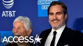 Joaquin Phoenix Thanks Mom For Being His 'Greatest Inspiration' In Heartfelt Critics' Choice Speech