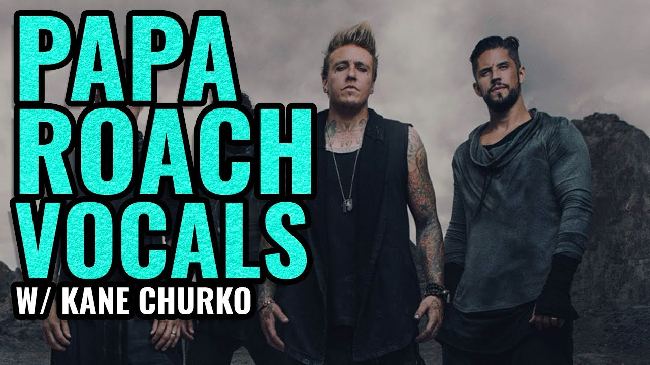 Mixing PAPA ROACH vocal effects with Kane Churko - Nail The Mix