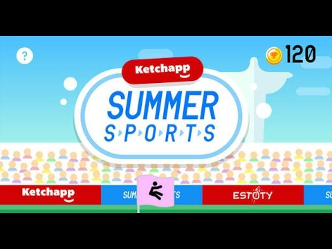 Ketchapp Summer Sports | Android Gameplay |