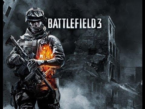 Battlefield 3 Conquest (Tehran Highway) Gameplay