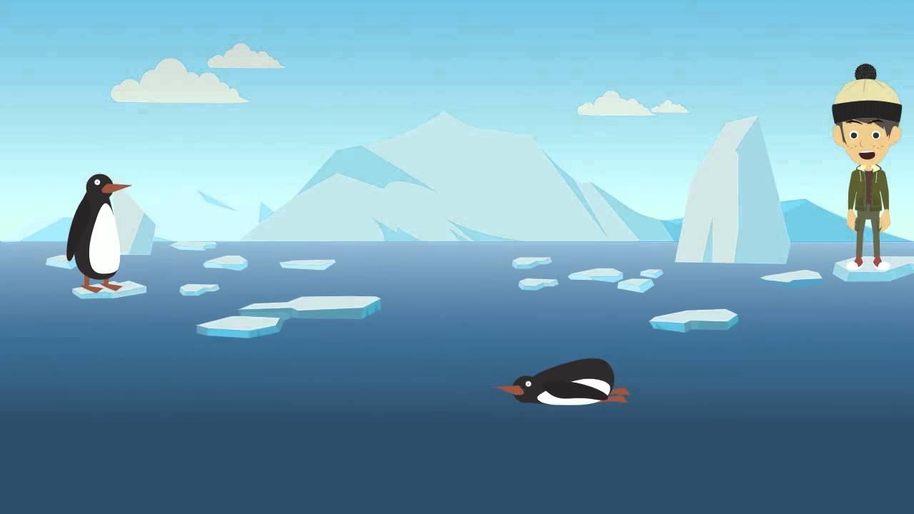 Aprender Jugando Sobre La Antartida Youtube